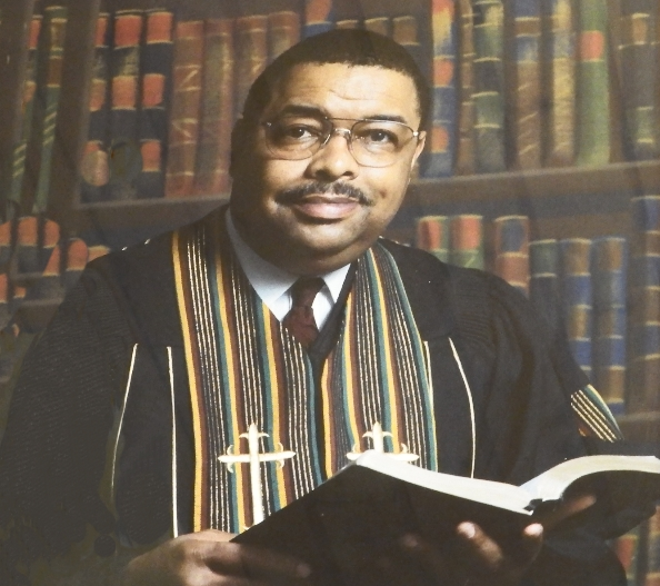 Rev. Angelo McBride