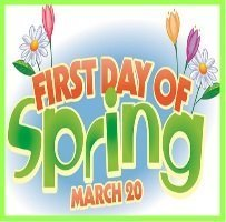 1st Day of Spring