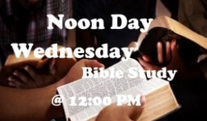 Prayer, Praise and Bible Study